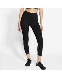 Nike Funktionstights - Schwarz