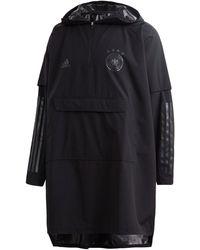adidas Originals Funktionsjacke »DFB Poncho« - Schwarz