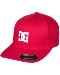 DC Shoes Flex Cap Cap Star - Rot
