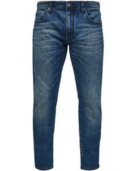 S.oliver Straight-Jeans - Blau
