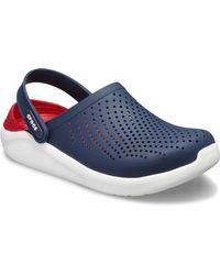 Crocs™ »Lite Ride Clog« - Blau