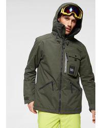 O'neill Sportswear Ski-jack Pm Utility Jacket - Groen
