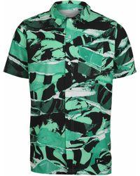 Nike Funktionsshirt - Blau