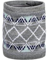 Roxy Fleece-sjaal Lizzie Hydrosmart - Grijs