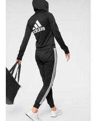 adidas Originals Trainingsanzug »TRACKSUIT BIG BOS COL« (Set, 2 tlg) - Schwarz