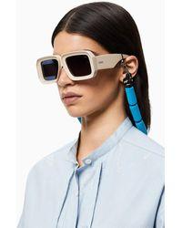 Loewe Correa para gafas - Azul