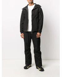 3 MONCLER GRENOBLE Pantalón de esquí - Negro