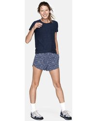 Outdoor Voices - Stretch Crepe Track Short - Lyst