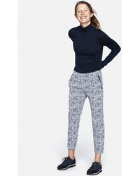 Outdoor Voices - Stretch Crepe Track Pant - Lyst