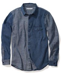 Outerknown - Departure Shirt - Final Sale - Lyst