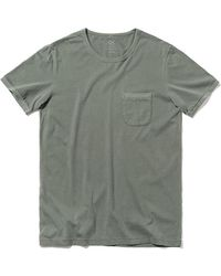 Outerknown - Sojourn Pocket Tee - Lyst