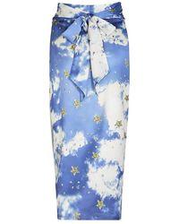 Never Fully Dressed Blue Dreams Jaspre Skirt