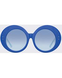 Paco Rabanne Donyale Sunglasses - Blue