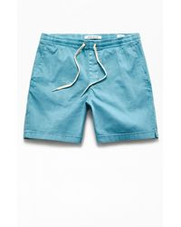 PacSun Volley Shorts - Blue