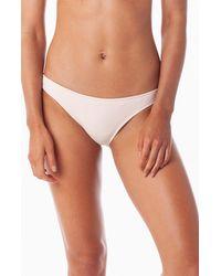 Rhythm Islander High-cut Bikini Bottom - Brown