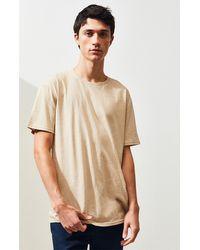 PS Basics Navarro Nepp Regular T-shirt - Brown