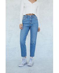 PacSun Medium Blue Mom Jeans