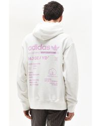 adidas - Kaval Pullover Hoodie - Lyst