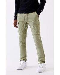 PacSun Utility Green Slim Cargo Pants
