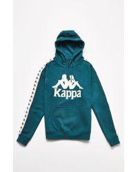 Kappa - Authentic Hurtado Pullover Hoodie - Lyst