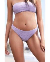 Lioness The Ella Bikini Bottom - Purple