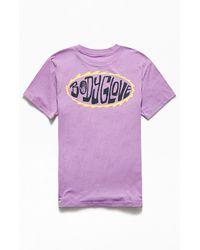 Body Glove Ellipticali T-shirt - Purple