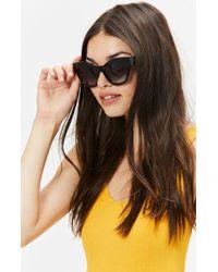 b0ed38919da Wonderland - Black Zzyzx Sunglasses - Lyst