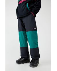 Quiksilver - Beater Shell Snow Pants - Lyst