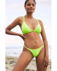 Lioness The Nicola Bikini Bottom - Green