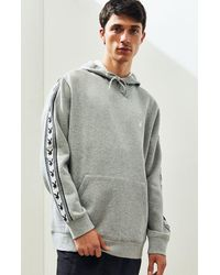 PacSun X Playboy Taped Pullover Hoodie - Gray