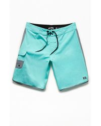 "Billabong 73 19"" Boardshorts - Green"