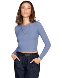 RVCA Maybe Later Sweater - Blue