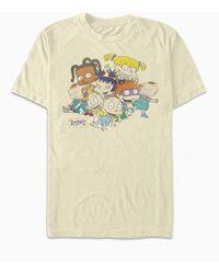 PacSun Rugrats T-shirt - Multicolor
