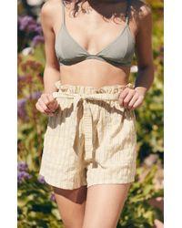 Rhythm Jamaica Shorts - Natural