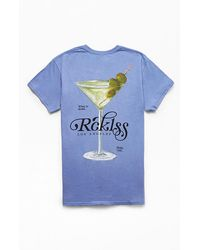 Young & Reckless Pinky Out T-shirt - Purple