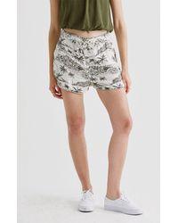 Volcom Vacay Me Shorts - White