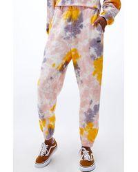 Vans Grunge Wash Sweatpants - Multicolor