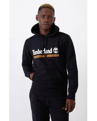 Timberland Black Established 1973 Hoodie