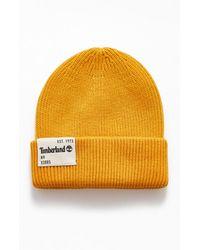 Timberland Classic Beanie - Yellow