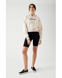 Vans Chalkboard Biker Shorts - Black