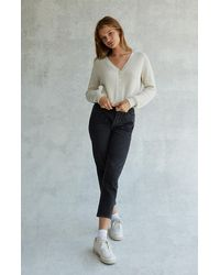 PacSun Black Ultra High Waisted Slim Fit Jeans