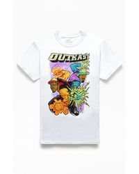 PacSun Outkast T-shirt - White