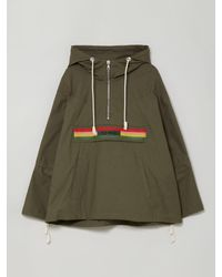 Palm Angels Military Anorak - Green