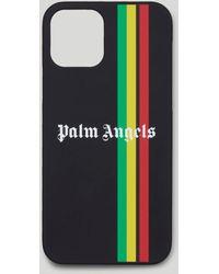 Palm Angels Exodus Iphone 12 Pro ケース - ブラック