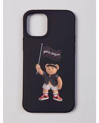 Palm Angels テディベア Iphone 12 ケース - ブラック