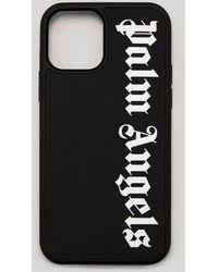 Palm Angels ロゴ Iphone 12/12 Pro ケース - ブラック