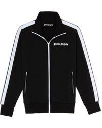 Palm Angels トラックジャケット - ブラック