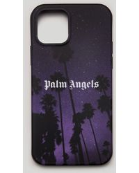 Palm Angels Palms Boulevard Iphone 12 Pro Max ケース - ブラック