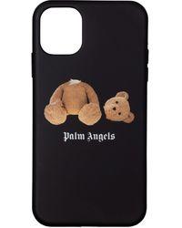 Palm Angels Iphone 11 Pro Hoesje - Zwart
