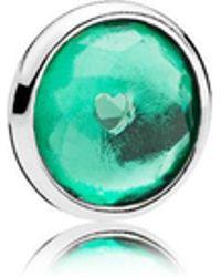 Pandora | May Droplet Petite Locket Charm | Lyst